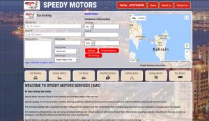 Speedy Motors